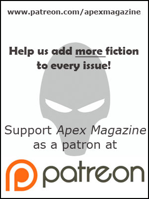 Be a Patron of Apex Magazine